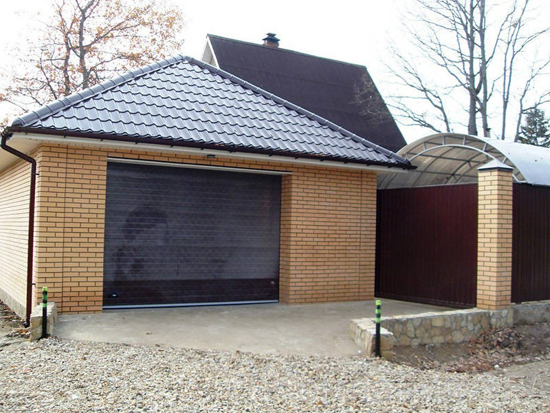 оценка гаражей